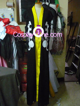 Daz Bones from One Piece Cosplay Costume front prog