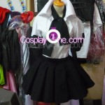 Koumajou Densetsu from Scarlet Symphony Cosplay Costume front prog