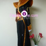 Twisted Fate from League of Legends Cosplay Costume side