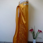 Frigga from Thor Cosplay Costume side