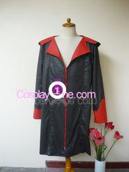 Dante from Devil May Cry Cosplay Costume front
