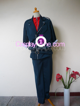 Duo Maxwell from Anime Cosplay Costume front