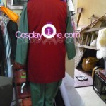 Jiraiya from Naruto Cosplay Costume back prog