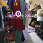 Jiraiya from Naruto Cosplay Costume side prog