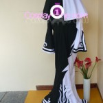 Karma from League of Legends Cosplay Costume back
