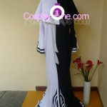 Karma from League of Legends Cosplay Costume front