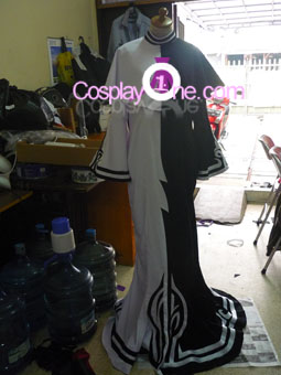 Karma from League of Legends Cosplay Costume front prog