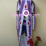 Kratos Aurion from Tales of Symphonia Cosplay Costume back