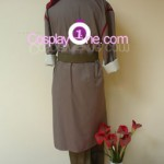 Mako from Avatar Cosplay Costume back