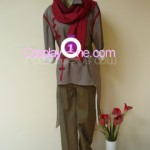 Mako from Avatar Cosplay Costume front