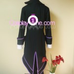 Richter Abend from Tales of Symphonia Cosplay Costume back
