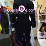 Richter Abend from Tales of Symphonia Cosplay Costume back prog