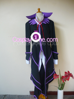 Richter Abend from Tales of Symphonia Cosplay Costume front