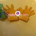 Richter Abend from Tales of Symphonia Cosplay Costume glove