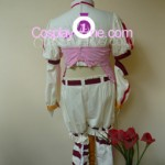 Alice from Tales of Symphonia Cosplay Costume back in
