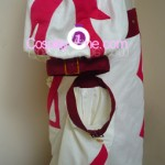 Alice from Tales of Symphonia Cosplay Costume detaile