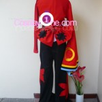 Yasuri Shichika from Anime Cosplay Costume back