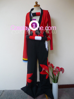Yasuri Shichika from Anime Cosplay Costume front