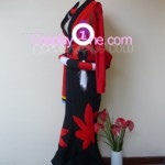 Yasuri Shichika from Anime Cosplay Costume side