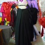 Kuroyukihime from Accel World Cosplay Costume back prog
