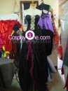 Kuroyukihime from Accel World Cosplay Costume front prog