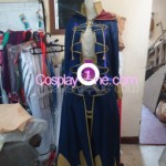 Robin from Fire Emblem Awakening (Tactician) Cosplay Costume front prog