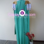 Fuu Houuji from Magic Knight Rayearth Cosplay Costume back