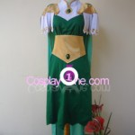 Fuu Houuji from Magic Knight Rayearth Cosplay Costume front