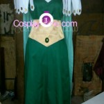 Fuu Houuji from Magic Knight Rayearth Cosplay Costume front prog