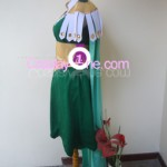 Fuu Houuji from Magic Knight Rayearth Cosplay Costume side