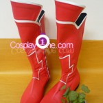 Heathcliff from Sword Art Online Cosplay Costume boot