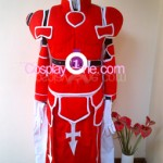 Heathcliff from Sword Art Online Cosplay Costume front