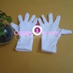 Heathcliff from Sword Art Online Cosplay Costume glove prog