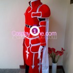 Heathcliff from Sword Art Online Cosplay Costume side