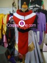 Hikaru Shidou from Magic Knigth Rayearth Cosplay Costume front prog