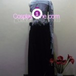 Ichigo Final Getsuga Tenshou from Bleach Cosplay Costume back
