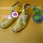 Justicar Syndra from League of Legends Cosplay Costume shoes