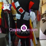 Kano from Mortal Kombat Cosplay Costume back prog