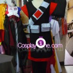 Kano from Mortal Kombat Cosplay Costume front prog
