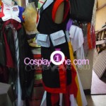 Kano from Mortal Kombat Cosplay Costume side prog