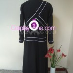 Kirito Sword Art Online Cosplay Costume back