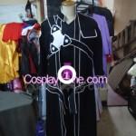 Kirito from Sword Art Online Cosplay Costume front prog