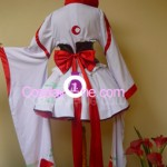 Mt. Fuji Miku Cosplay Costume back