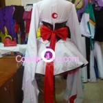 Mt. Fuji Miku Cosplay Costume back prog