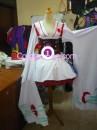 Mt. Fuji Miku Cosplay Costume front prog