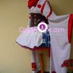 Mt. Fuji Miku Cosplay Costume side