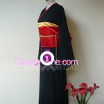 Red Miketsukami Cosplay Costume side