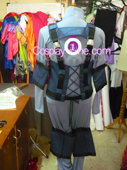 Solid Snake from The Metal Gear Cosplay Costume back1 prog & Solid Snake Cosplay Costume | Cosplay1.com The best cosplay custom ...