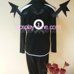 Sora version Halloween from Kingdom Hearts Cosplay Costume back