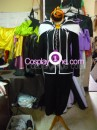 Sora version Halloween from Kingdom Hearts Cosplay Costume front prog
